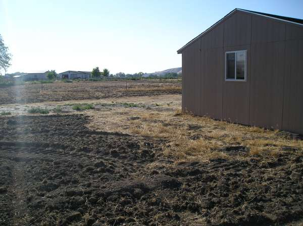 ag realty group nice buildable lot with new 20x48 ft 39 2 car garage and shop already built